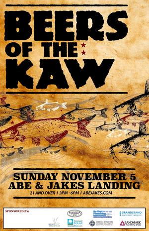 Beers of the Kaw